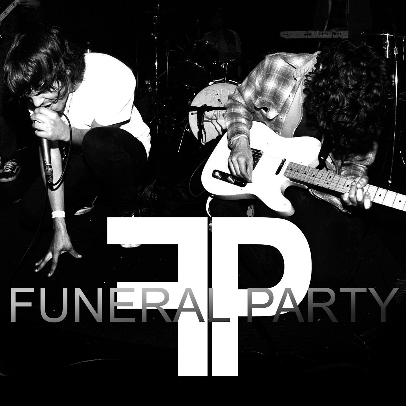 "FUNERAL PARTY-""Bootleg EP"" . . . And Bonus Big Audio"