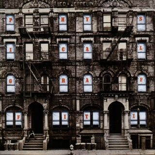 Led Zeppelin - Physical Graffiti