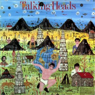 Talking Heads,Little Creatures