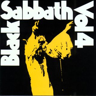 Black Sabbath, Black Sabbath - Volume 4