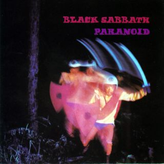Black Sabbath,Paranoid (US Release)