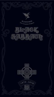 Black Sabbath,Black Box: The Complete Original Black Sabbath (1970-1978) (US Release)