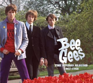 Bee Gees,Bee Gees: The Studio Albums 1967-68 (Bee Gees' 1st, Horizontal, Idea)