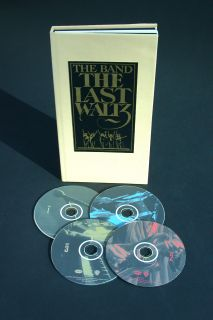 The Band, The Last Waltz (US Release)