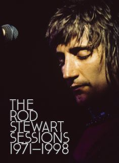 Rod Stewart, The Rod Stewart Sessions 1971-1998 (Rarities/Sessions Box)