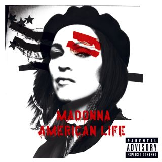 Madonna,American Life (U.S. Enhanced-PA Version)