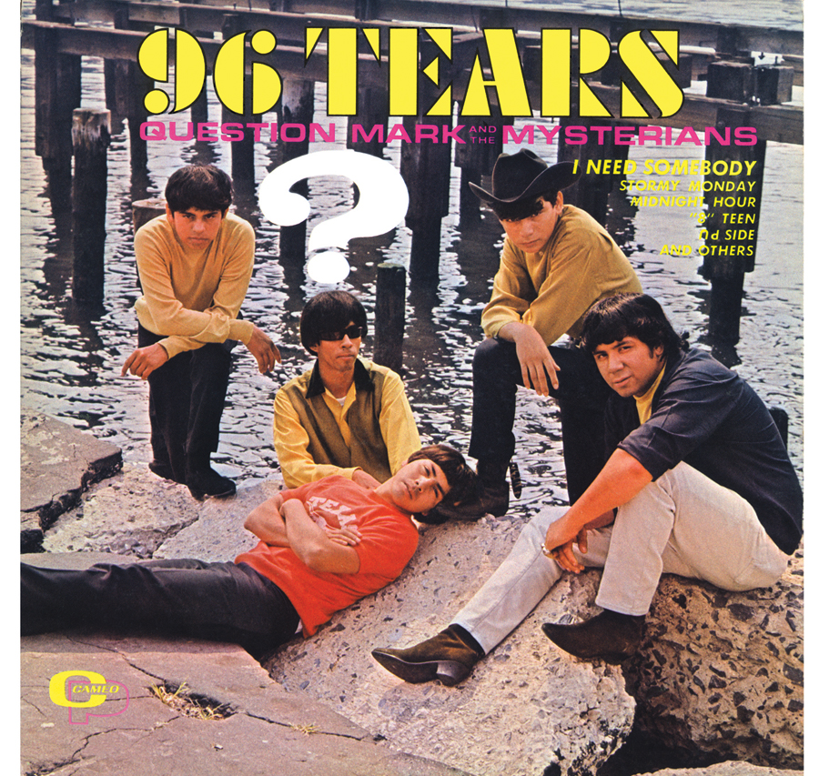 96 Tears (Limited Edition) [Orange Vinyl, 45 RPM] - xl graphic